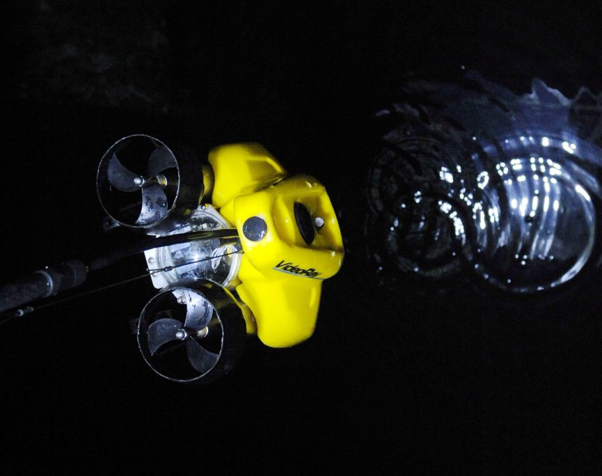 Yellow ROV Survey Inspection