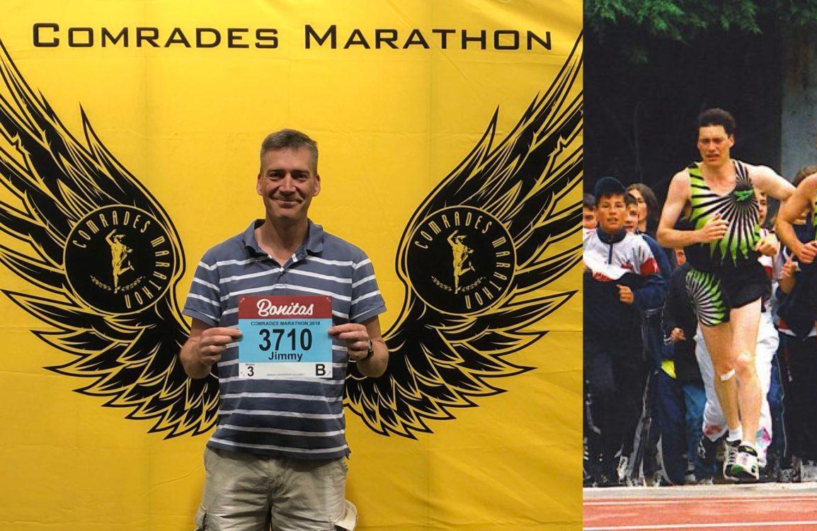 Jim Panton Comrades Marathon