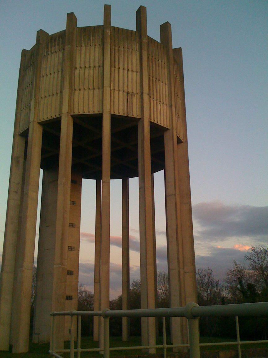 Minety Tower near Wootton Bassett