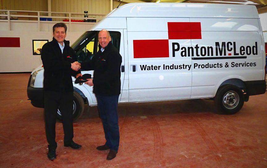 Jim Panton and John Anderson