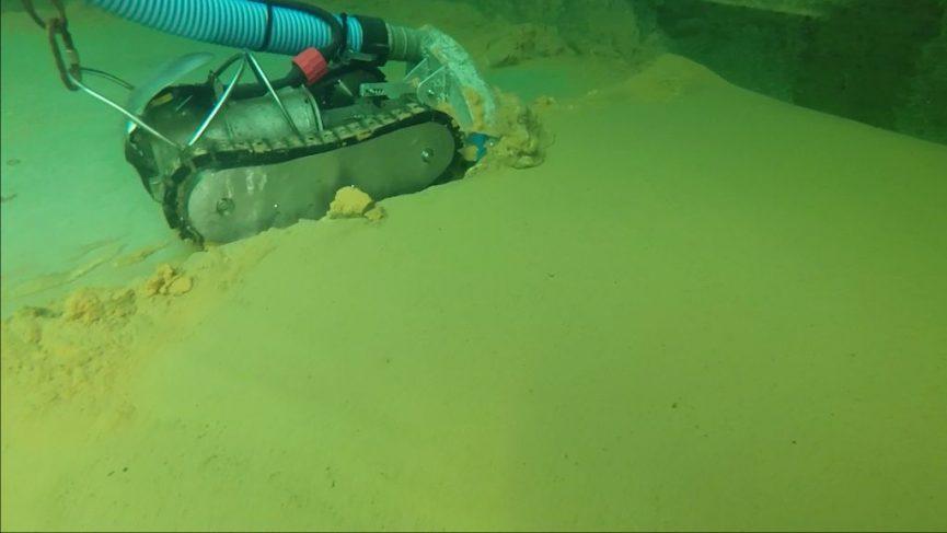 Reservoir Cleaning - West Burton