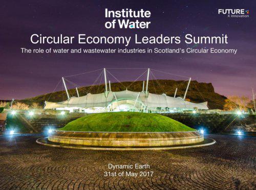 Circular Economy Poster